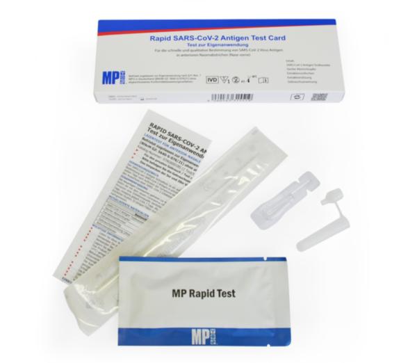Corona Schnelltest Selbsttest Rapid SARS-CoV-2 Antigen Test Card, 1 St-1