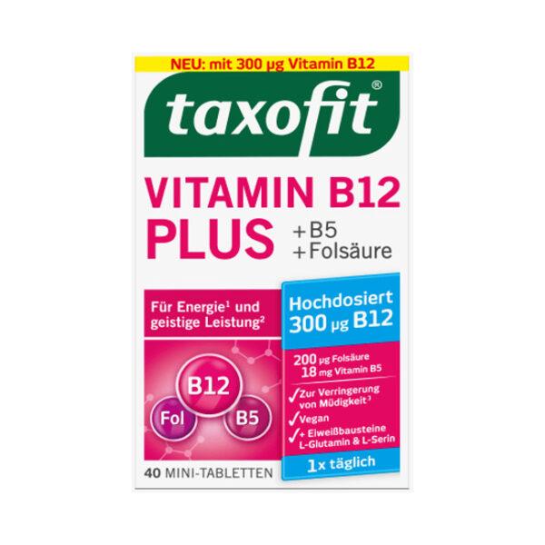 Vitamin B12 Plus (40 Stück), 6,3 g