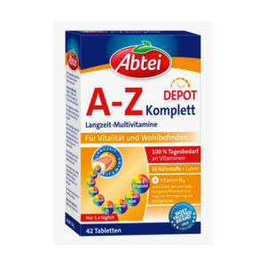 A-Z Komplett Multivitamine Kapseln 42 St., 50 g