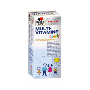Doppelherz Multi-vitamine family system flüssig (250 ml)