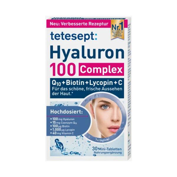 Hyaluron + Lycopin (30 Mini-Tabletten), 9,98 g