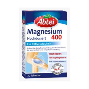 Magnesium 400 Tabletten 30 St.