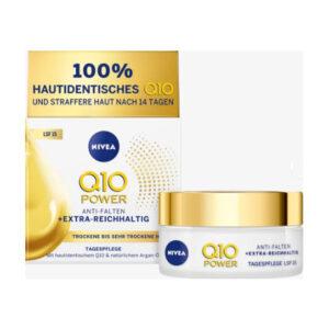Tagescreme Q10 POWER extra reichhaltig, 50 ml