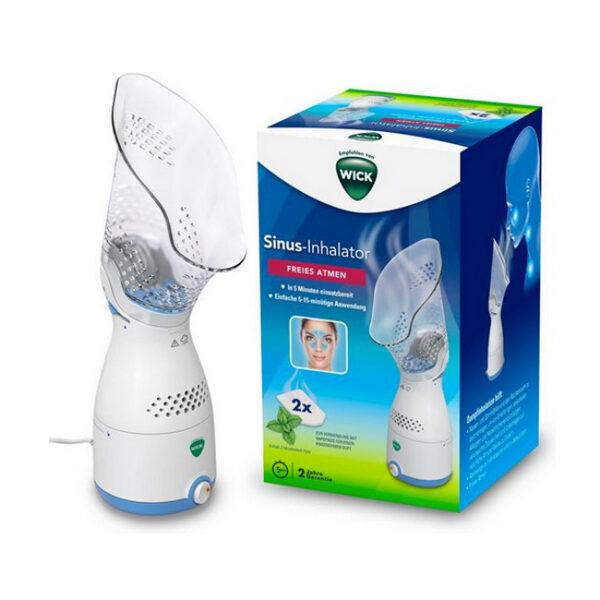 WICK Inhalationsgerät »WH200E Sinus-Inhalator«, gibt warmen Dampf ab