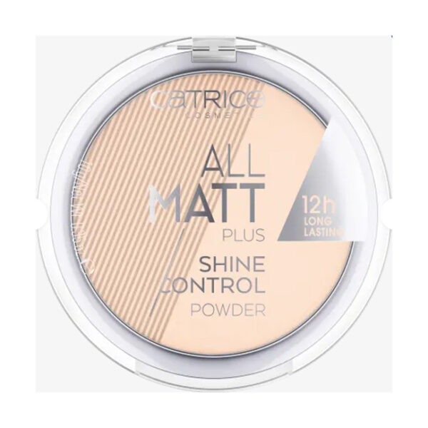 Puder All Matt Plus Shine Control Powder Transparent 010, 10 g